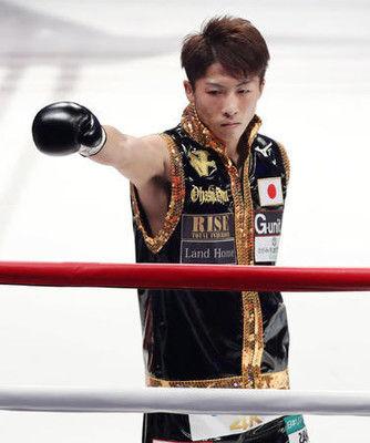 井上尚弥5位浮上!全階級を通じての最強選手ランク