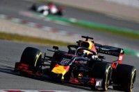 【F1テスト2・1日目タイム】レッドブル・ホンダがミディアムタイヤで2番手