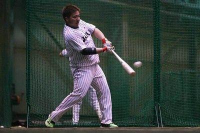 【日米野球】巨人岡本は6番、西武山川が4番侍ジャパン稲葉監督が第1戦スタメンを発表