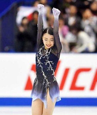 紀平梨花がGPデビュー戦で優勝「信じられない」