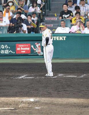 金本阪神困った…甲子園で打てない勝てないG戦5連敗「ここに来るとな」