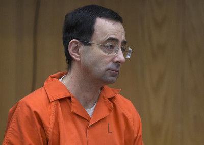 性的暴行の米体操医師、刑務所内で暴行受ける 弁護団は再審要求