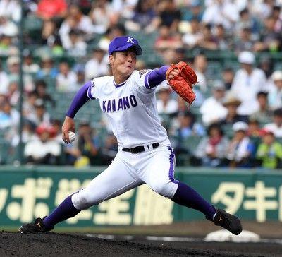 阪神がドラフト上位候補に金足農・吉田投手リストアップ