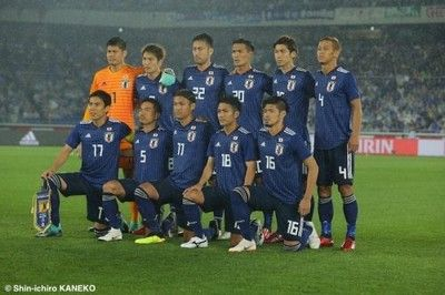 日本代表、ロシアW杯メンバー23名決定!浅野、三竿、井手口が落選