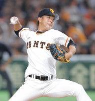 【巨人】守護神候補の鍬原、MLB新星斬り!躍動に宮本コーチ「しびれるね」