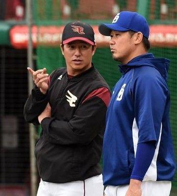 楽天、梨田監督辞任で平石洋介ヘッドが監督代行