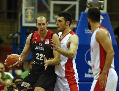 日本男子バスケがイランに勝利、W杯出場の条件は
