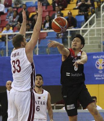 男子バスケ代表がW杯進出決定!東京五輪も大前進