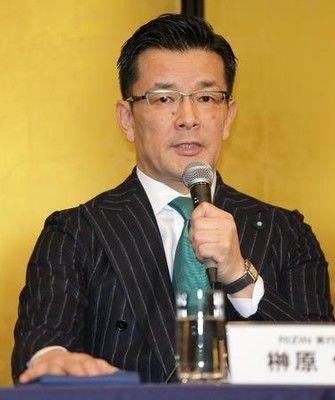 RIZIN榊原氏「今年も」衝撃的なカード実現約束