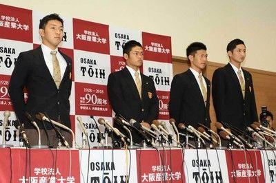 【ドラフト】大阪桐蔭、高校史上最多タイの同一校から4人が指名2001年日大三高以来の快挙
