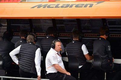 「マクラーレンF1の復活には5年が必要」CEOブラウン、目標達成計画を株主に提示