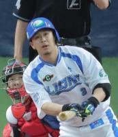 【西武】浅村栄斗が国内FA権「若い時から使ってくれた今までの監督に感謝したい」