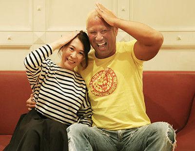 人気プロレスラー本間朋晃が結婚発表「今まで生きてきて、こんなに性格が合う人はいない」