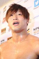 飯伏幸太、新日残留を宣言「僕はどこにも行きません」…来月、NJCでリング復帰