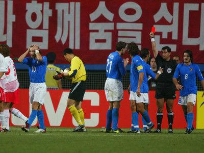 英紙選定のW杯珍事に02年韓国vsイタリア…韓国紙が反応「我々の立場からすれば…」