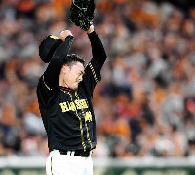 阪神・秋山どうした…リーグ&自己最悪10敗プロ初押し出し四球「申し訳ない」