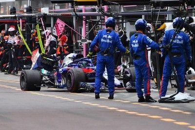 ハートレー「追突されてレースを終えなければならず悔しい。ペナルティにも納得いかない」:トロロッソ・ホンダ F1モナコGP日曜