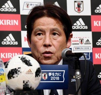 香川はガーナ戦のパフォーマンス、本田は「影響力」で選出西野監督明かす