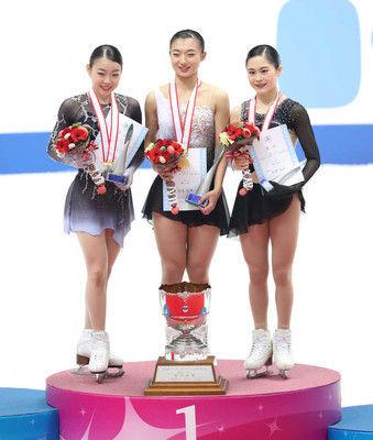 世界選手権代表は坂本が決定、残り2人は紀平と宮原が確実