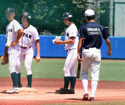 高校日本代表、練習試合で立大に勝利豪華な投手リレー