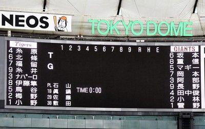 阪神スタメン菅野撃ちへ1番に糸原が復帰5番はナバーロ