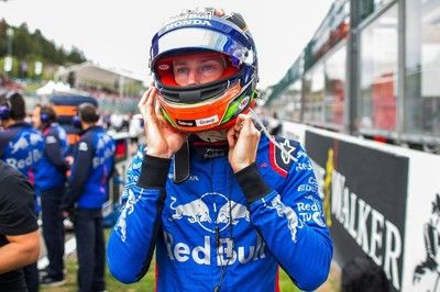 ハートレー「入賞の可能性を失い、ガスリーをサポート。自分のレースには満足していない」:トロロッソ・ホンダ F1ベルギーGP日曜