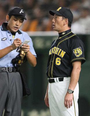 阪神2試合連続の零敗巨人戦は7年連続負け越しが確定金本監督「見ての通り」