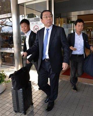 阪神・揚塩社長、矢野2軍監督に就任要請会談は約1時間半も両者取材に応じず