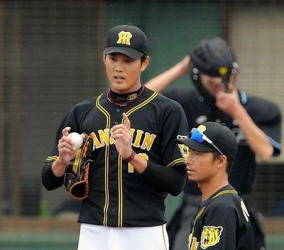 阪神藤浪、課題の制球難露呈…四回に死球、四球から2失点