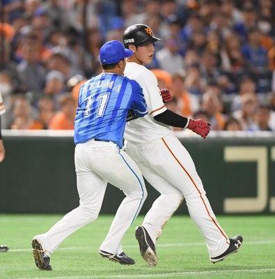 巨人天敵・東を打ち崩せるか…二回の無死二、三塁は得点ならず