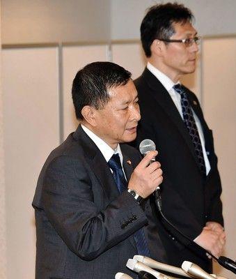 """日大・宮川選手関東学連「復帰の可能性あります」""""条件付き""""出場停止処分に"""