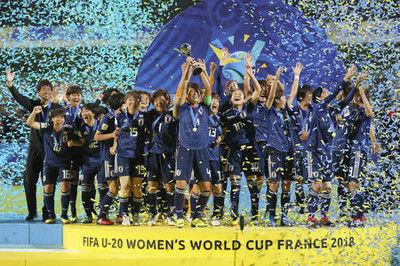 ヤングなでしこ、スペイン下し初V3世代W杯制覇