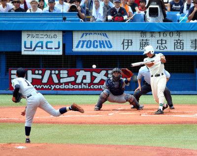 二松学舎大付が2連覇都立の小山台、甲子園出場ならず