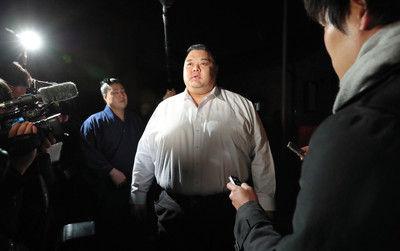 田子ノ浦親方「明日に向けて治療を」稀勢の里2連敗