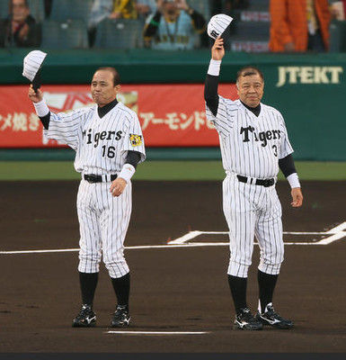 矢野氏監督就任要請も難航なら掛布氏、岡田氏も候補