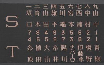 阪神、抹消の北條に代わって植田が遊撃で先発
