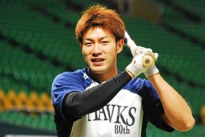 鷹・柳田、2発で30号も…トリプルスリーへ、盗塁への意識は「もうないっす」