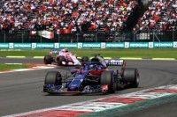 【F1レース速報】トロロッソ・ホンダに5秒加算ペナルティ・・・順位変動/F1メキシコGP