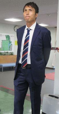 前田遼一が現役続行表明「声をかけてもらえれば」