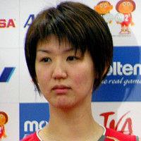 バレー元日本代表・栗原恵、JT入団で現役続行「成長できるよう努力」