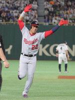ソトが場内どよめく2ラン、MLB選抜が再び勝ち越し