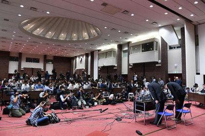 日大学長が午後3時半から記者会見アメフト問題