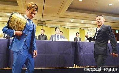 【RIZIN】最強の敵・堀口恭司戦決定の那須川が7歳年上の相手に余裕「大人の力を見せてやりますよ」