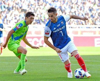 神戸が横浜Mウーゴ・ビエイラの獲得を検討…今季13得点