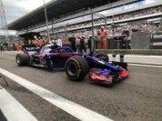【トロロッソ・ホンダ】早々に2台リタイアの悲劇・・・/F1ロシアGP