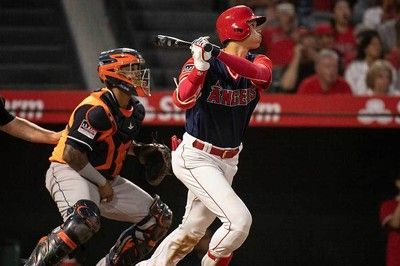 【MLB】大谷のバーランダー撃ちにファン感激「打者専念なら本塁打王」「エグすぎる」