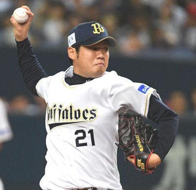 阪神がオリックス西獲得へ4年20億円級契約を準備