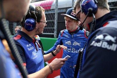 ハートレー、接触によるペナルティで降格「余裕で入賞できる速さがあったのにうまくいかず悔しい」:トロロッソ・ホンダ F1メキシコGP日曜