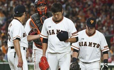江本氏、巨人は「投手交代が遅れている」