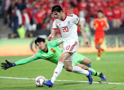 盤石のイランが中国撃破 森保Jアジア杯準決勝は苦戦必至